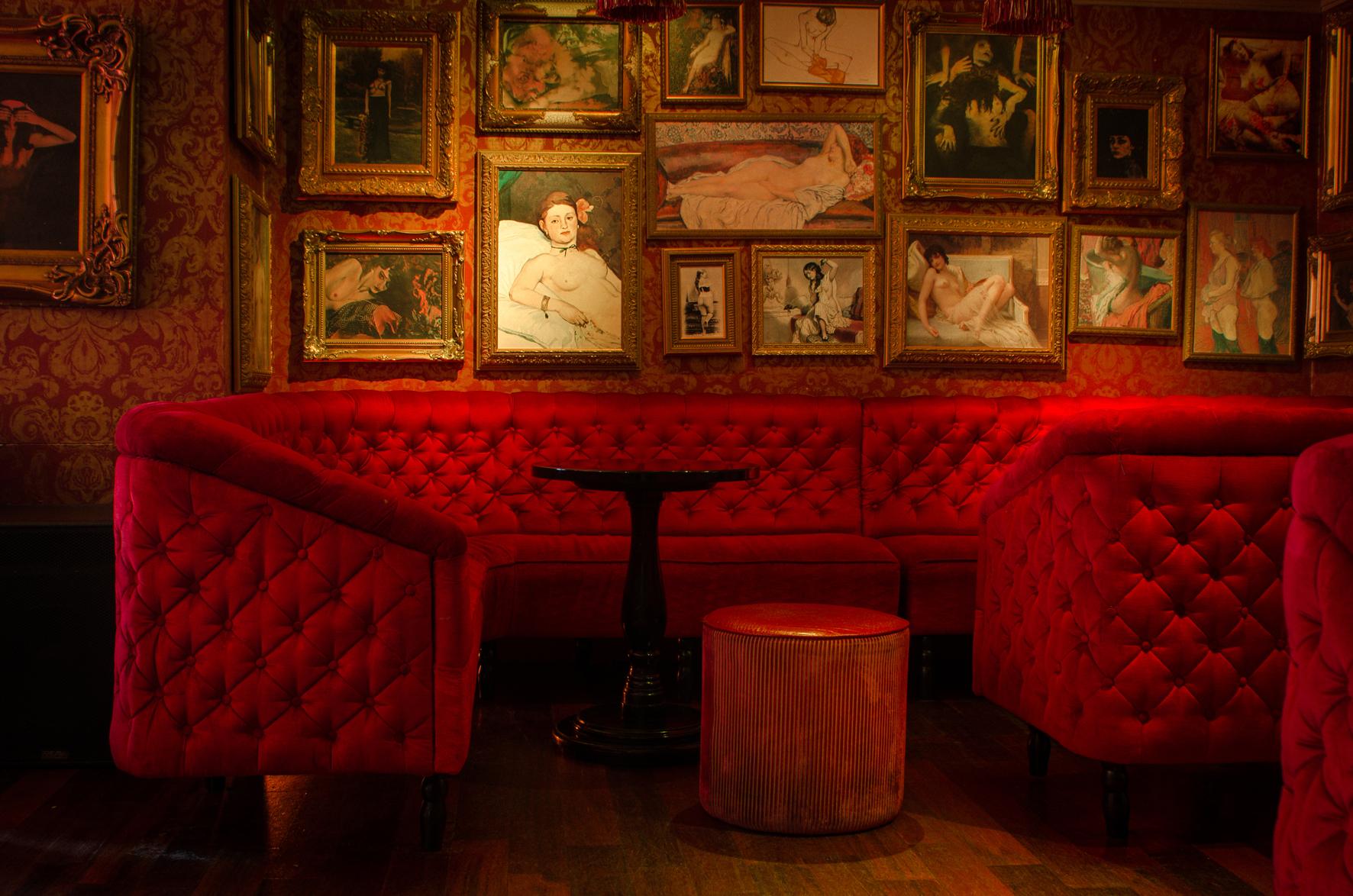 Lillies Nightclub Furniture