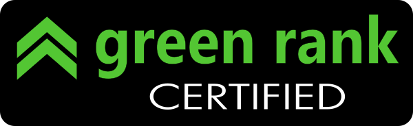 Green Rank Certified