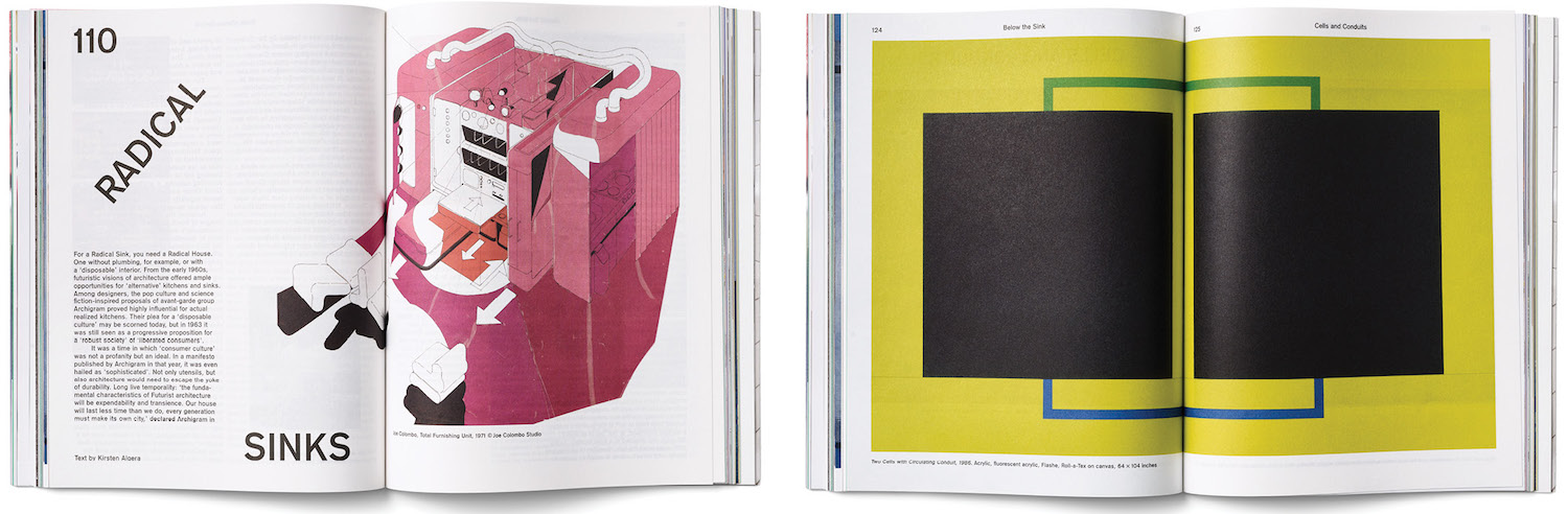 pages from macguffin magazine