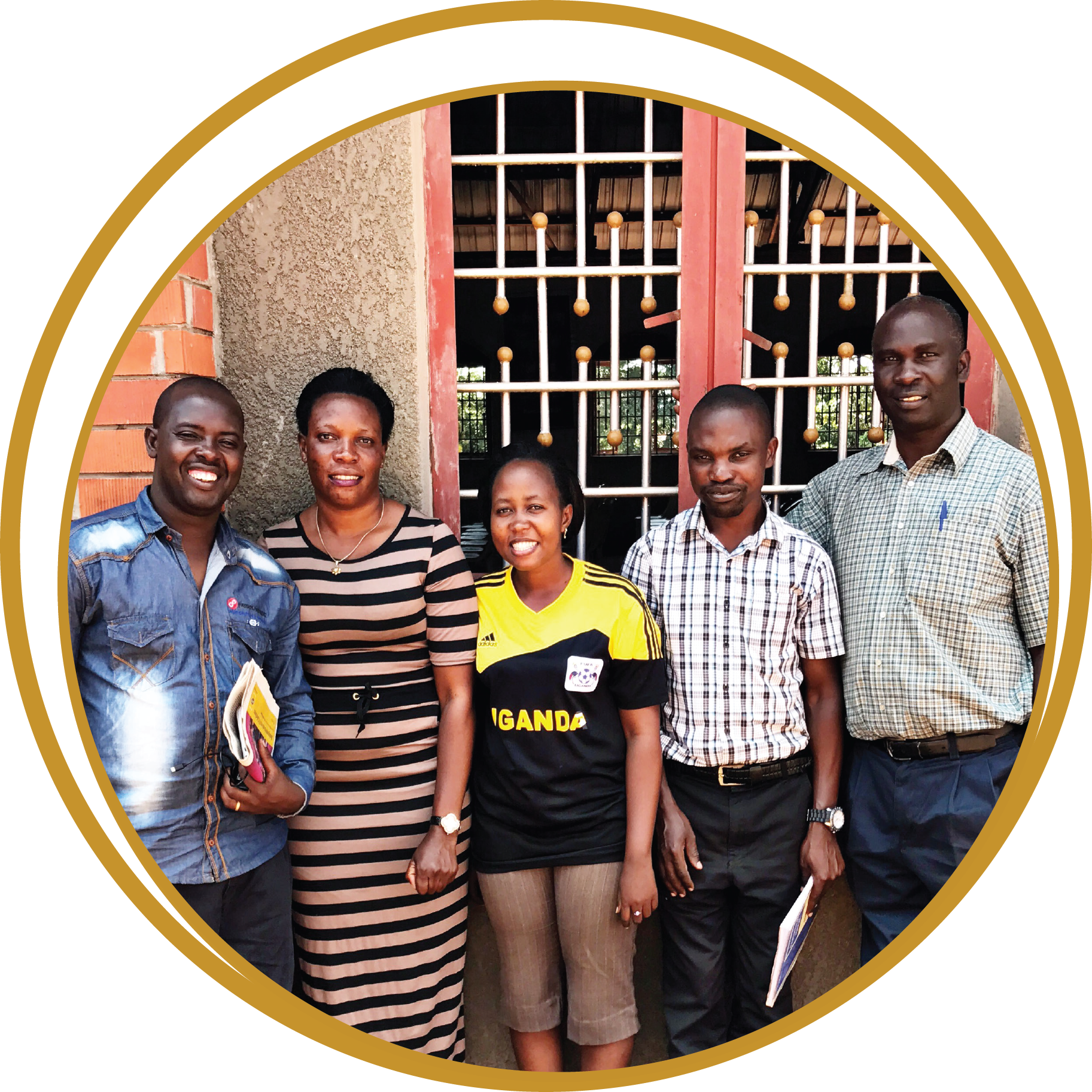 The Kkumi Project Uganda Team