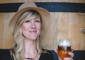 Katie Wallace<br> New Belgium Brewing