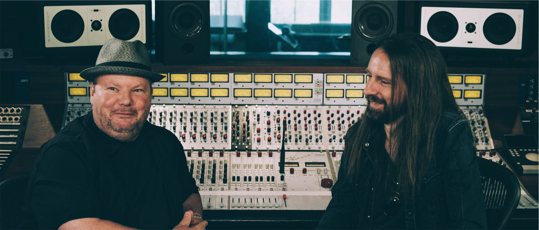 Interview with Christopher Cross discussing mixing his new record and talking about the sound of the Neve 5088