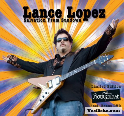 "Lance Lopez ""Salvation From Sundown"""