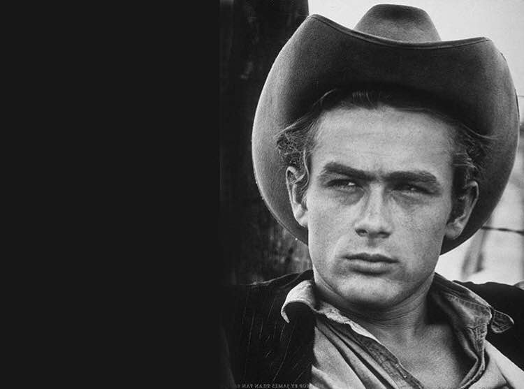 """Only the gentle are ever really strong"" - James Dean"