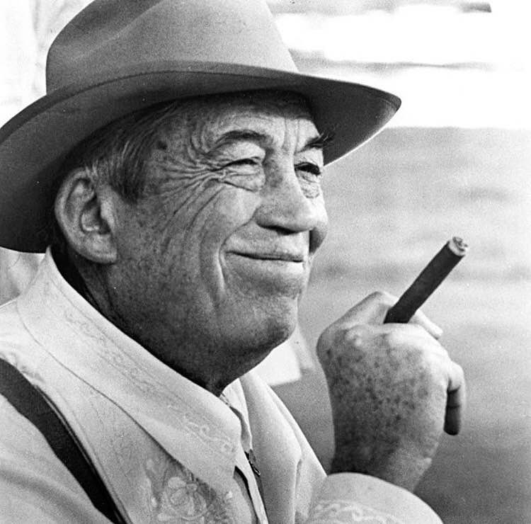 """I've lived a number of lives. I'm inclined to envy men who leads one life, with one job, and one wife, in one country, under one god. It may not be a very exciting existence, but at least by the time he's seventy-three he know how old he is"". - John Huston"