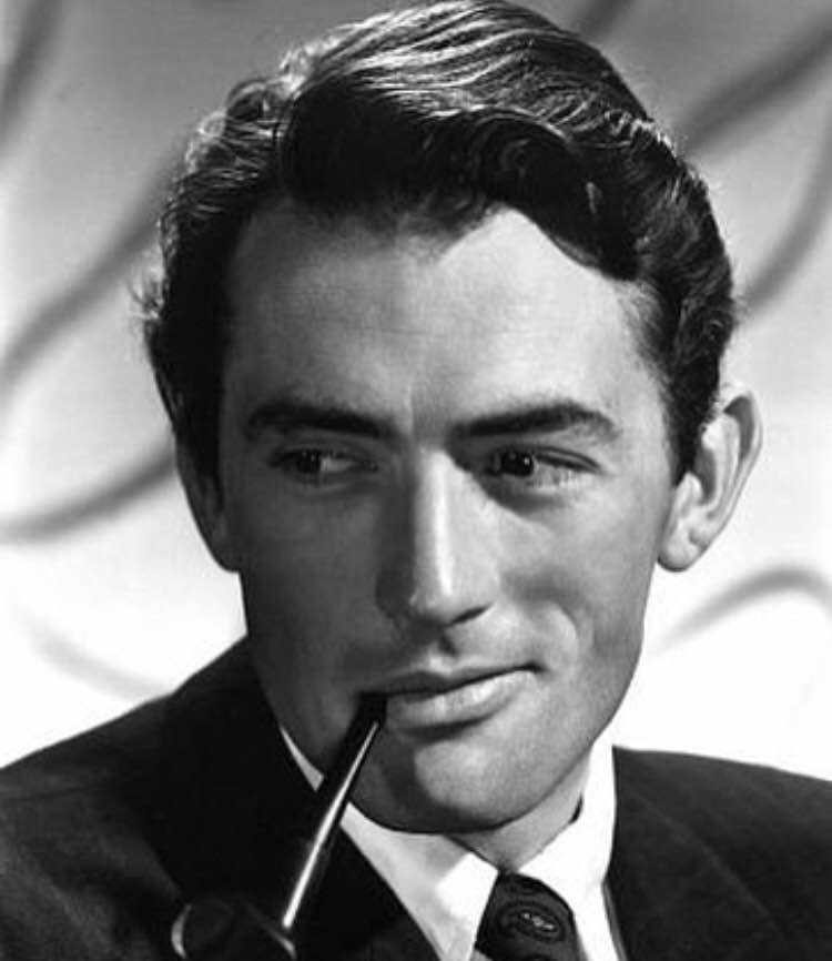"""Tough times don't last, tough people do, remember?"" - Gregory Peck"