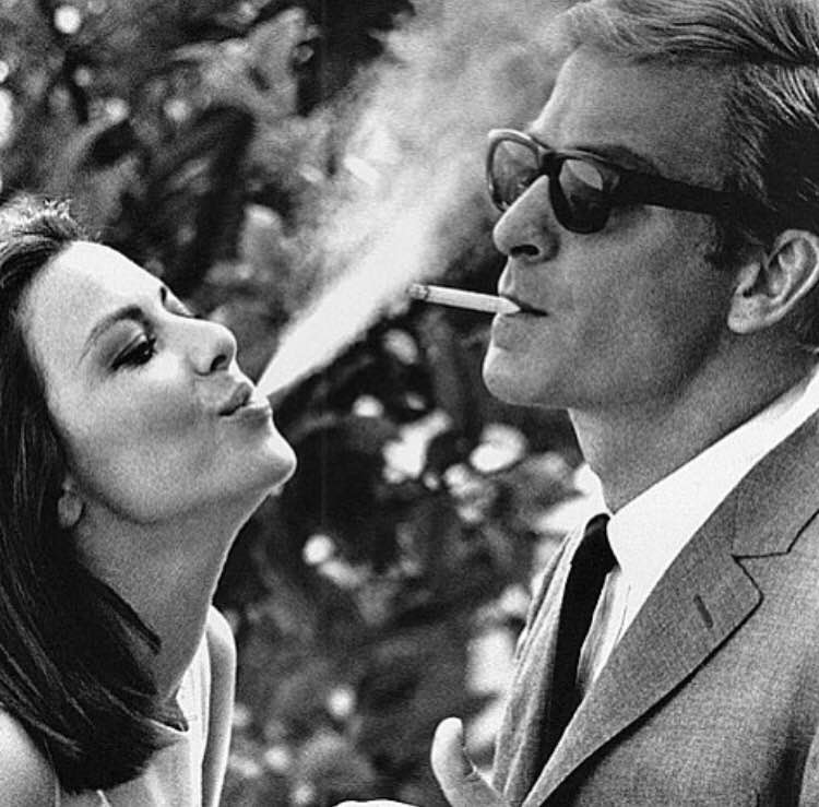 """I did everything. I ran my life exactly as I wanted to, all the time. I never listened to anybody. I am pig-headed."" - Michael Caine"