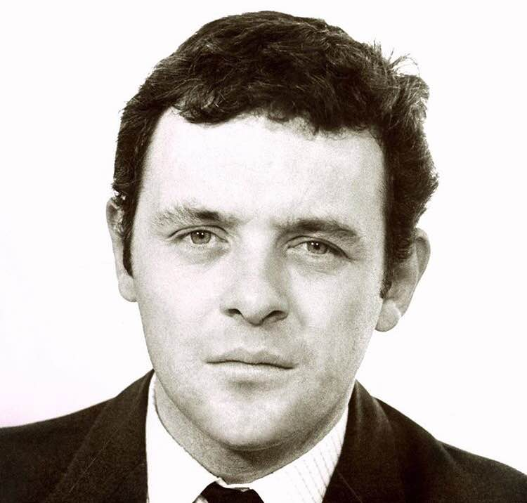 """I have no interest in Shakespeare and all that British nonsense...I just wanted to get famous and all the rest is hogwash"" - Anthony Hopkins"