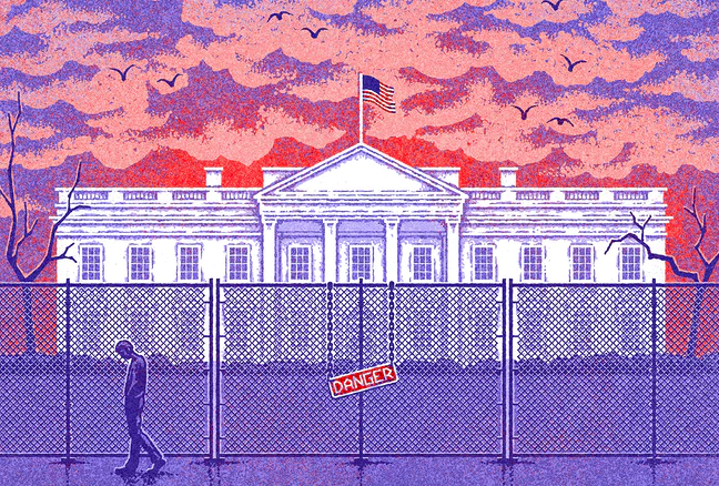 The years of calm are over. In donald Trump we'll have a child in the white house. - The Guardian, December 2, 1026Read more.