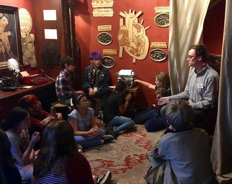 The Young Writers Program, Santa Cruz, CA