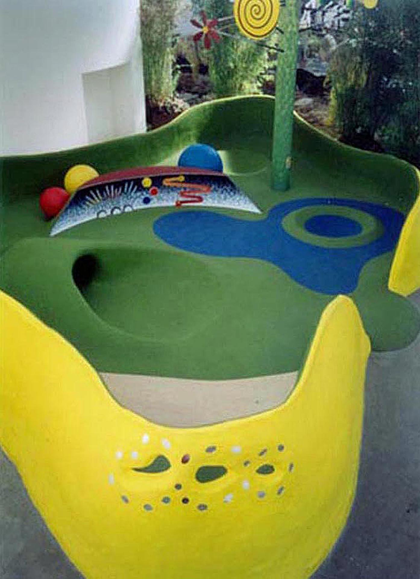 Toddler's Exhibit - Children's Museum of San Diego