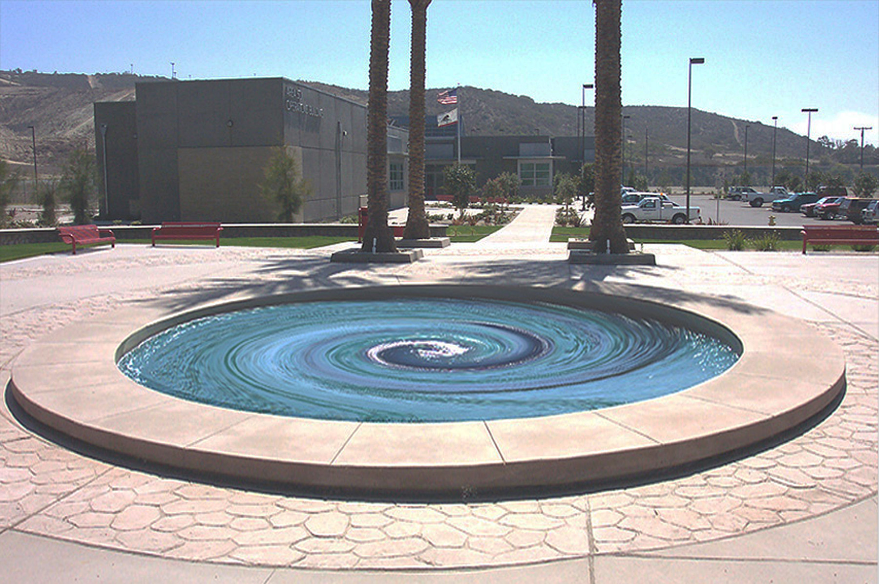 Vortex - South Bay Water Reclamation Plant