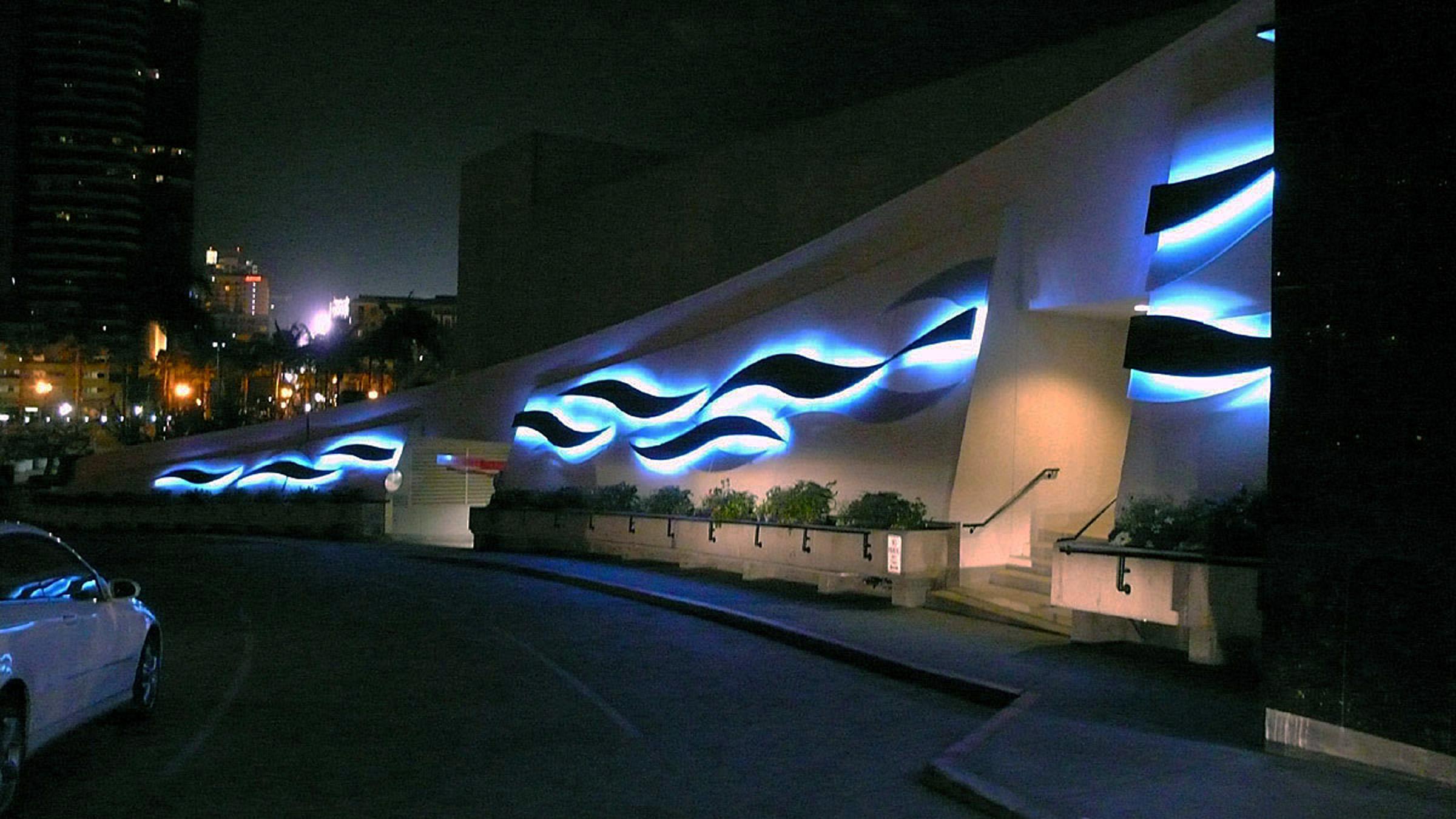 Tidal Flows - San Diego Marriott and Marina