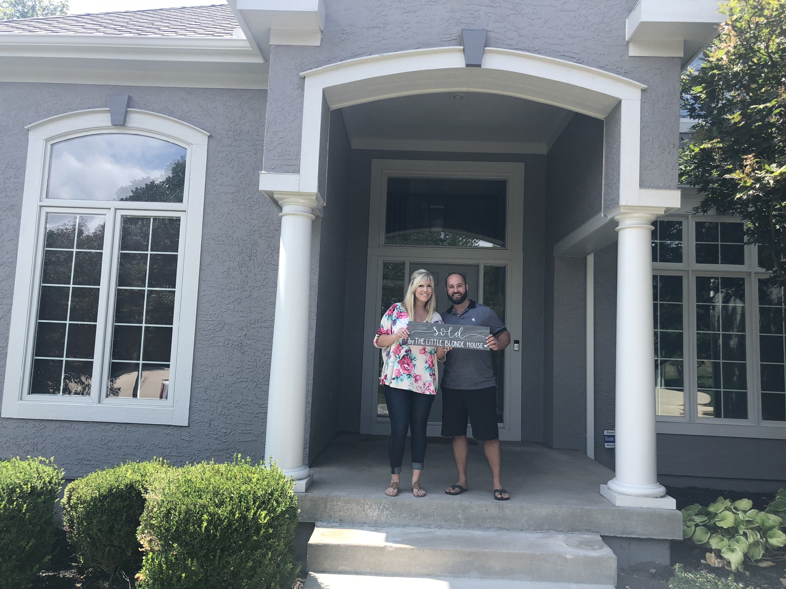 """""""There is no other realtor I would want to work with!! Madison is seriously the best. She is honest, hardworking and will drop her own schedule to be there for you. Thanks for going above and beyond always.""""  -Maggie & Eric H."""