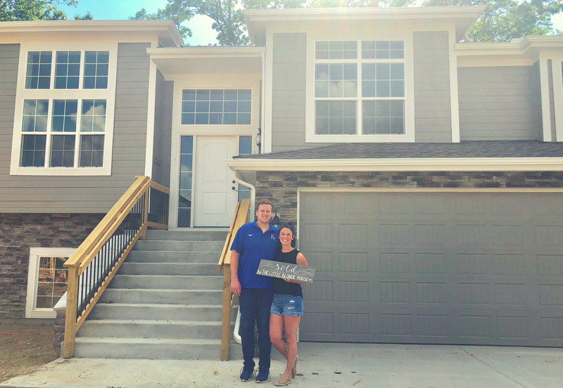 """""""Madison made the process of buying our first home a breeze! She was always a phone call away no matter the time of day! She was very helpful and knowledgeable. Even after completing the process with her, she is still available to help and support us anyway she can! Couldn't recommend her enough!""""  -Mckenna & Ryan B."""