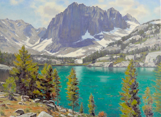 "High Sierras | 36""x48"" 
