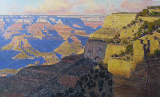 "Grand Canyon | 30""x48"" 