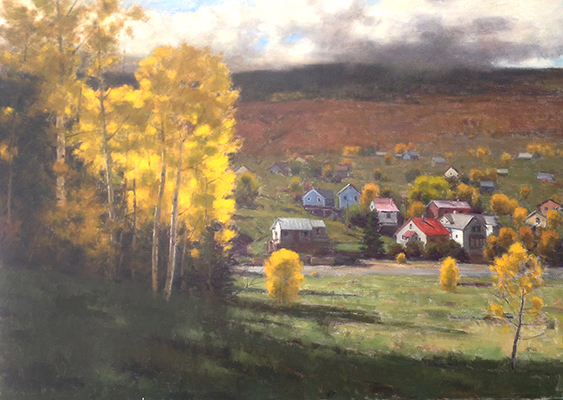 "Park City | 30 ""x40"" 