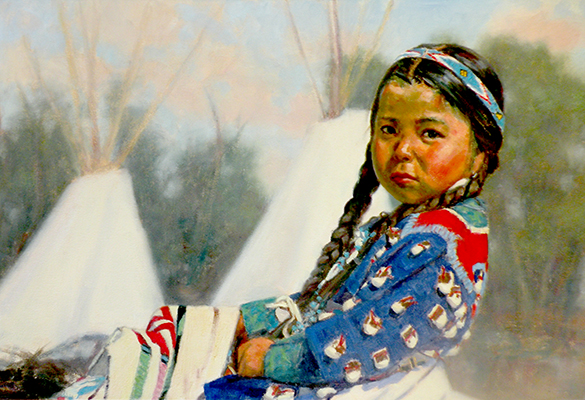 """Indian Baby 