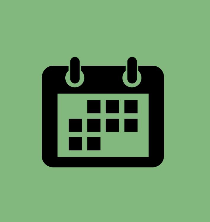 Pilates Schedule -