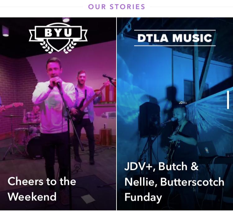 jdv plus on Snapchat News - March 10th, 2017