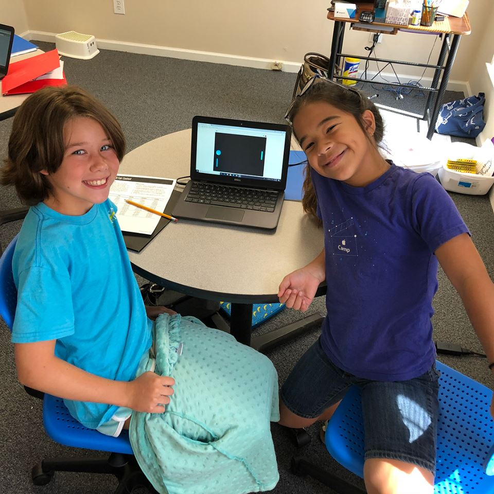 computer science and algorithmic thinking - Dive into programming! Learn to code in Python and Java, integrate HTML and CSS to build your own website, and discuss the mathematics at play along the way.Middle School Dates: June 24-28Hours: Monday-Friday 9am-4pmTuition: $250