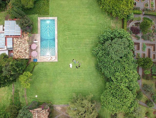 Casa Los Angeles -  Jan Hendrix Pool 🏊🏻♀️🏊🏻♂️ #janhendrix #clamalinalco #malinalco #pueblomagico #casadelosangeles
