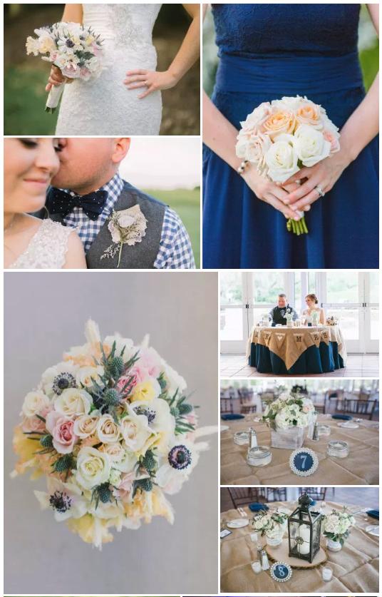 Reunion Resort Wedding Flowers 2 - Bluegrass Chic