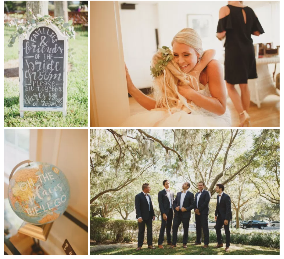 Bluegrass Chic - Perfect moments at Cypress Grove