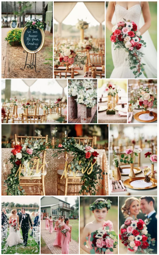 Bluegrass Chic - Romantic Barn Wedding