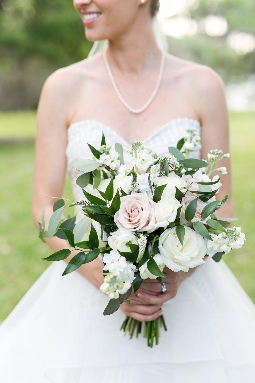 Bluegrass Chic - Romantic Blush Bouquet