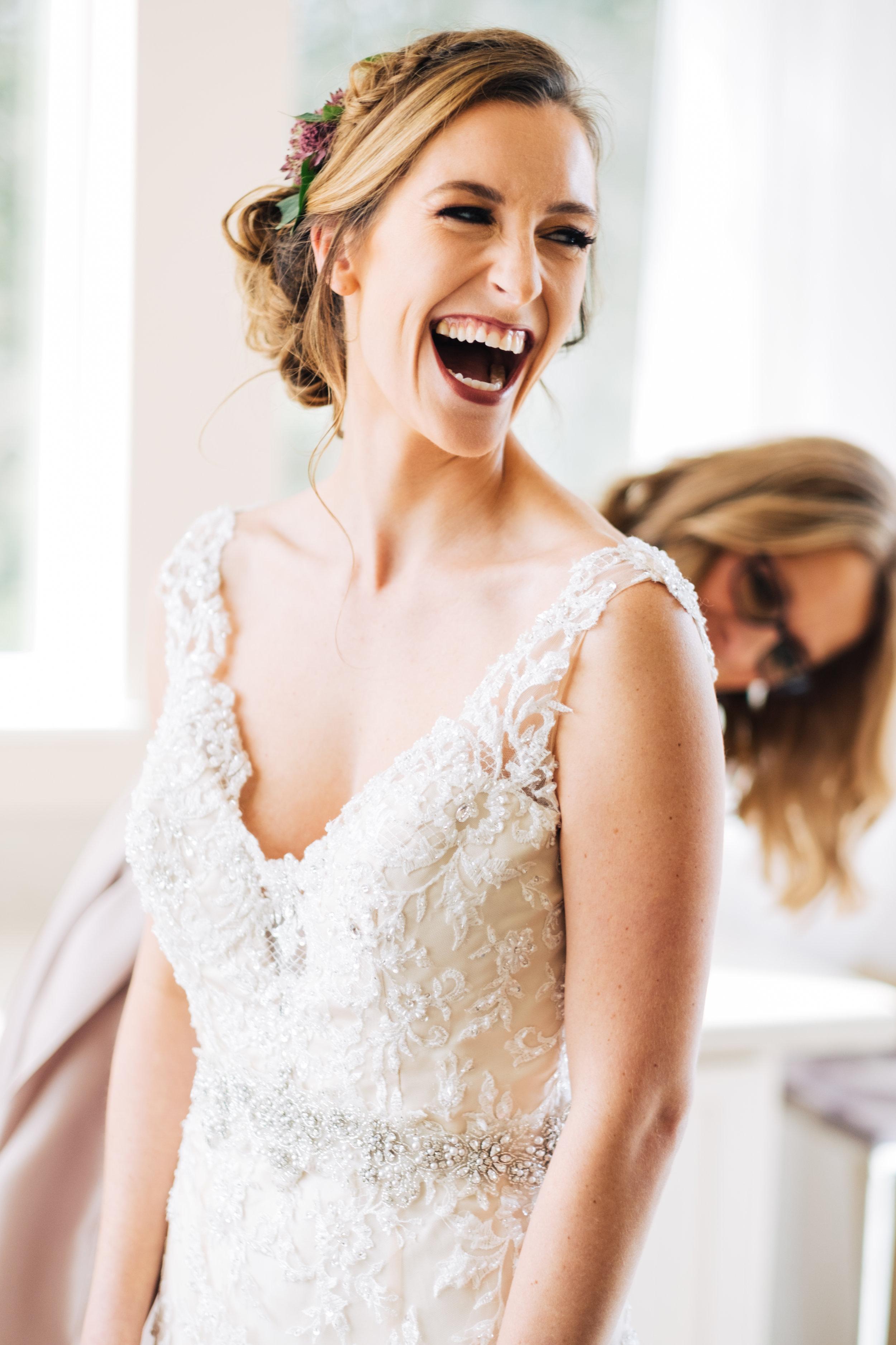 Bluegrass Chic - bride