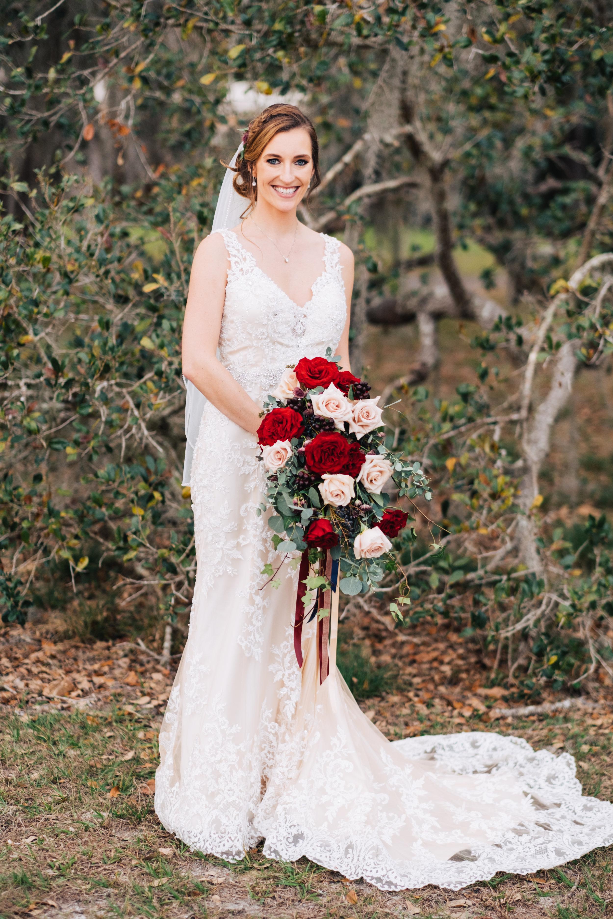 Bluegrass Chic - bridal portraits