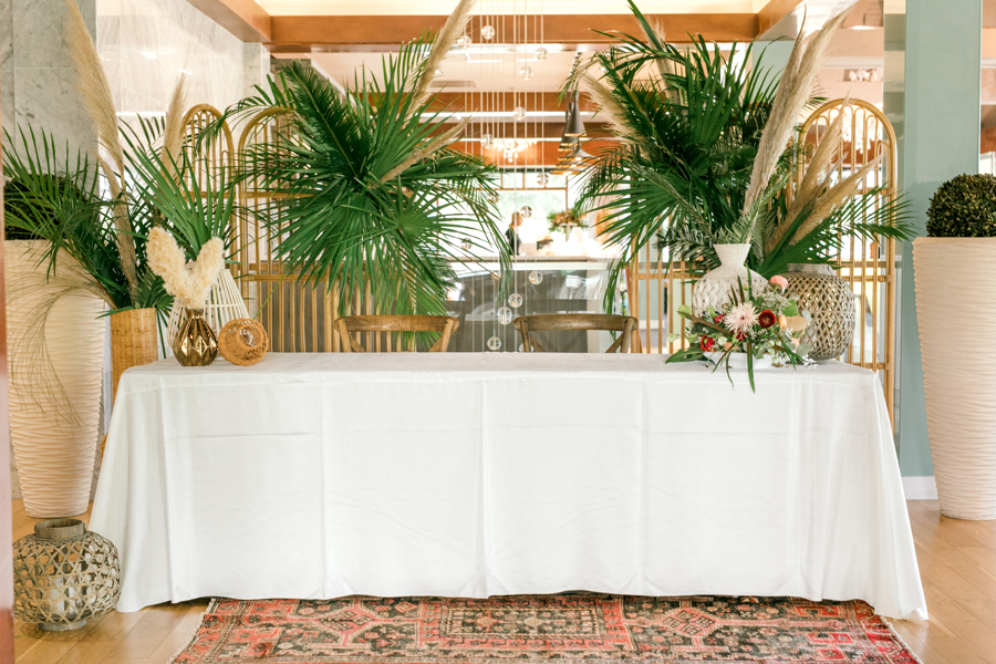 Bluegrass Chic - Entry Table bohemian flair