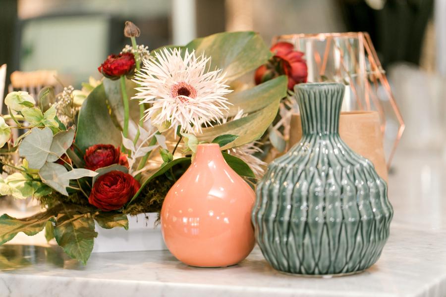 Bluegrass Chic - bud vases bohemian flair