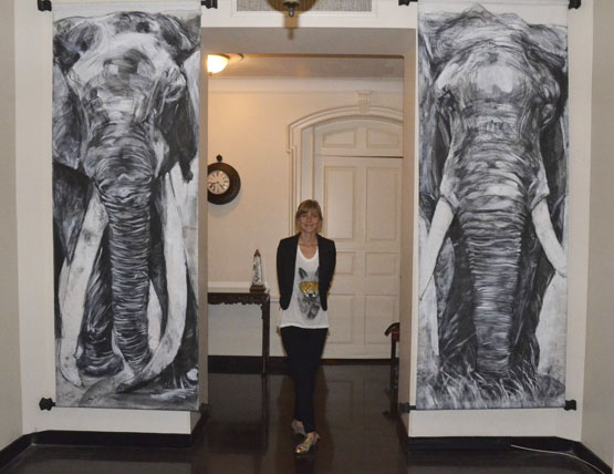 Elephants for African Parks