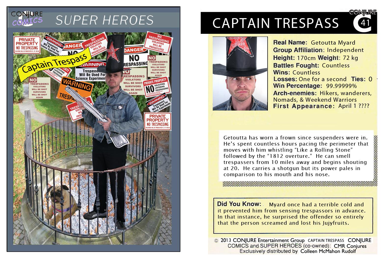 Captain Trespass