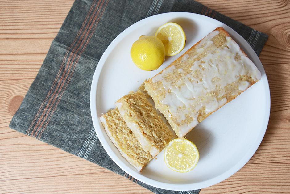 Collegi-ATE: Lemon Loaf - October, 2014