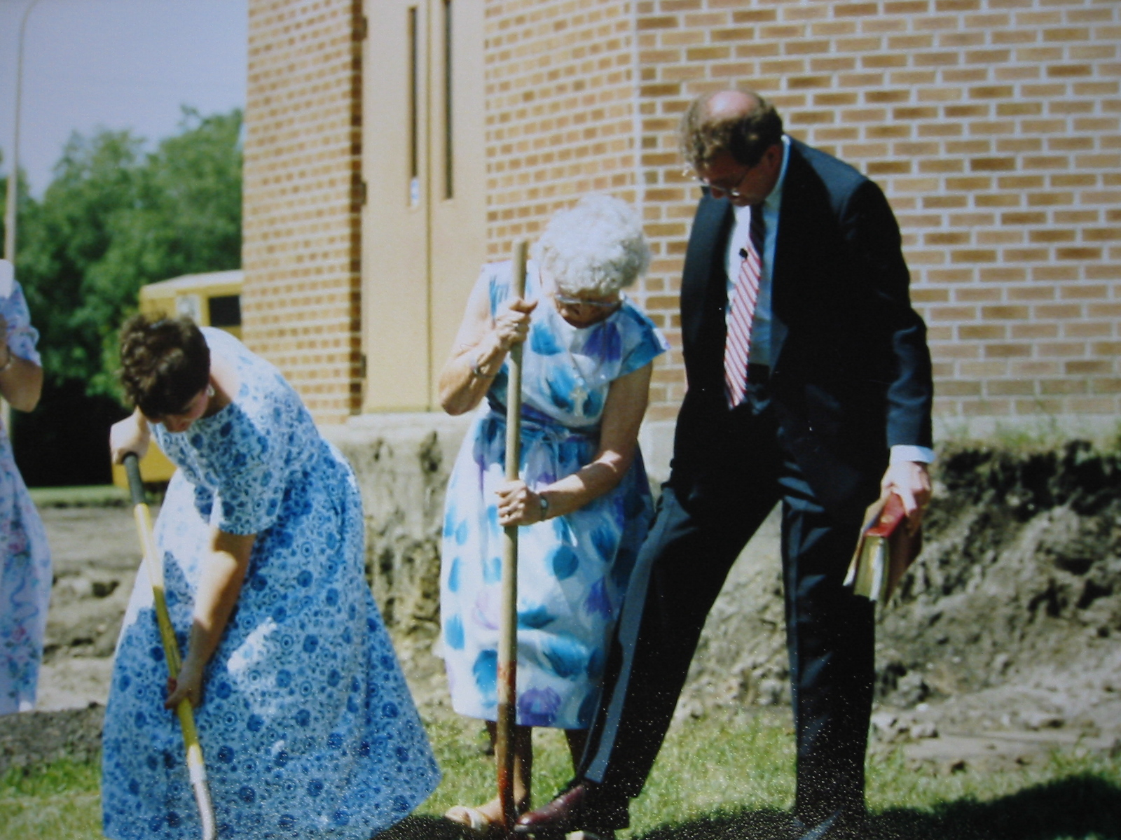 Groundbreaking History Grand Forks Faith