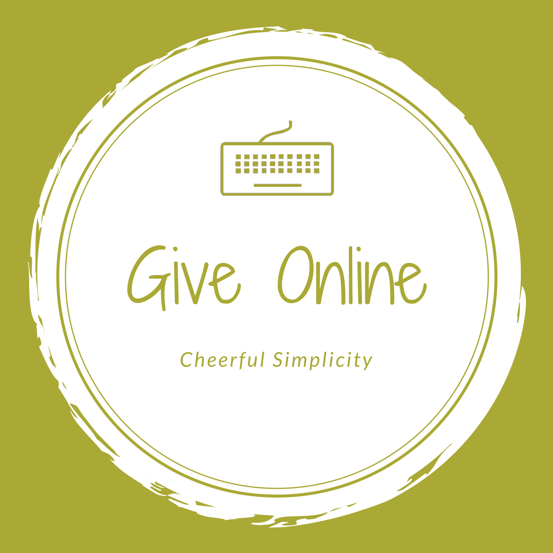 Online Giving Quick Link