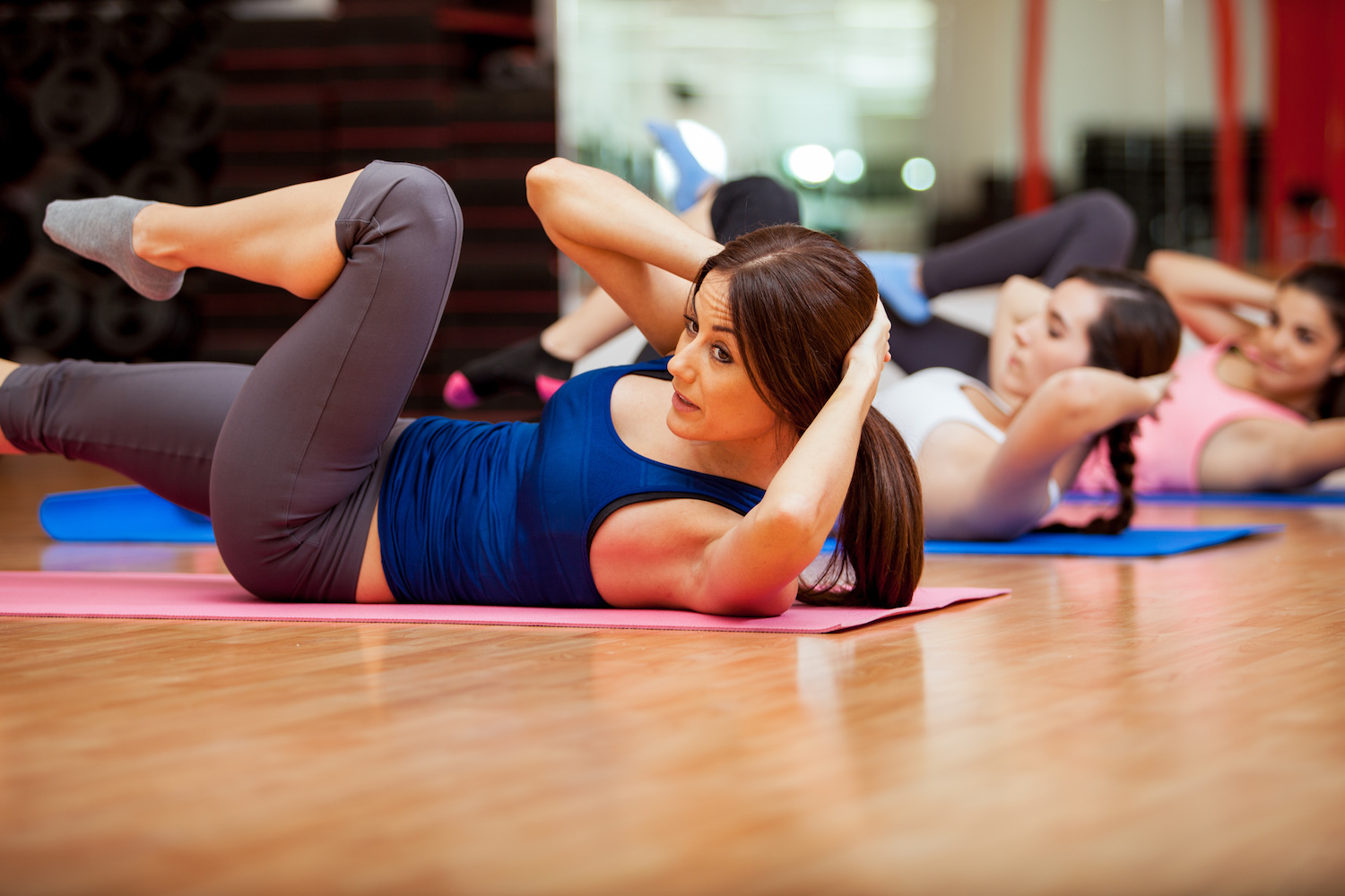 Exercise classes at Infinity Fitness in Falmouth, MA