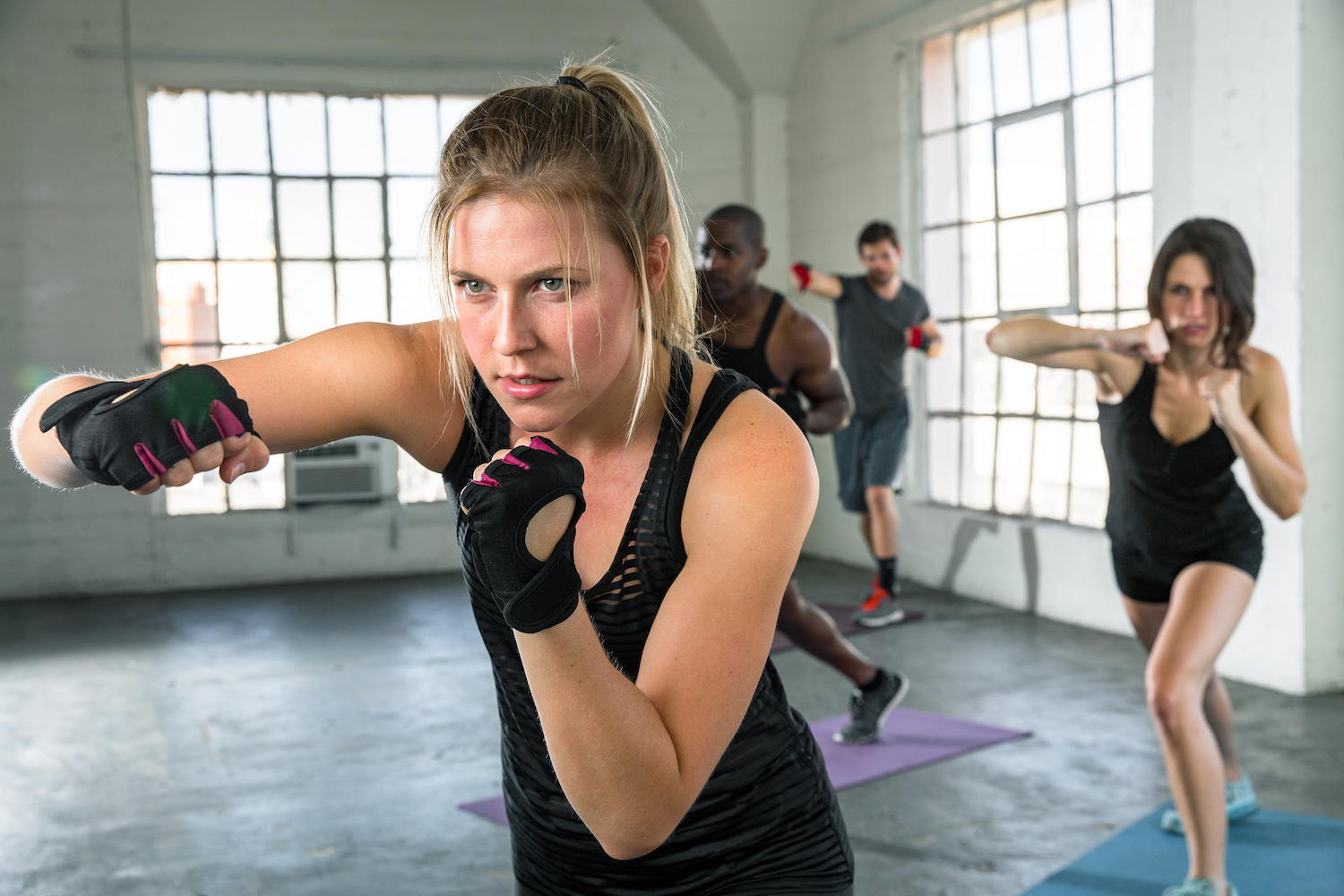 Kick and Tone Class at Infinity Fitness in Falmouth, MA