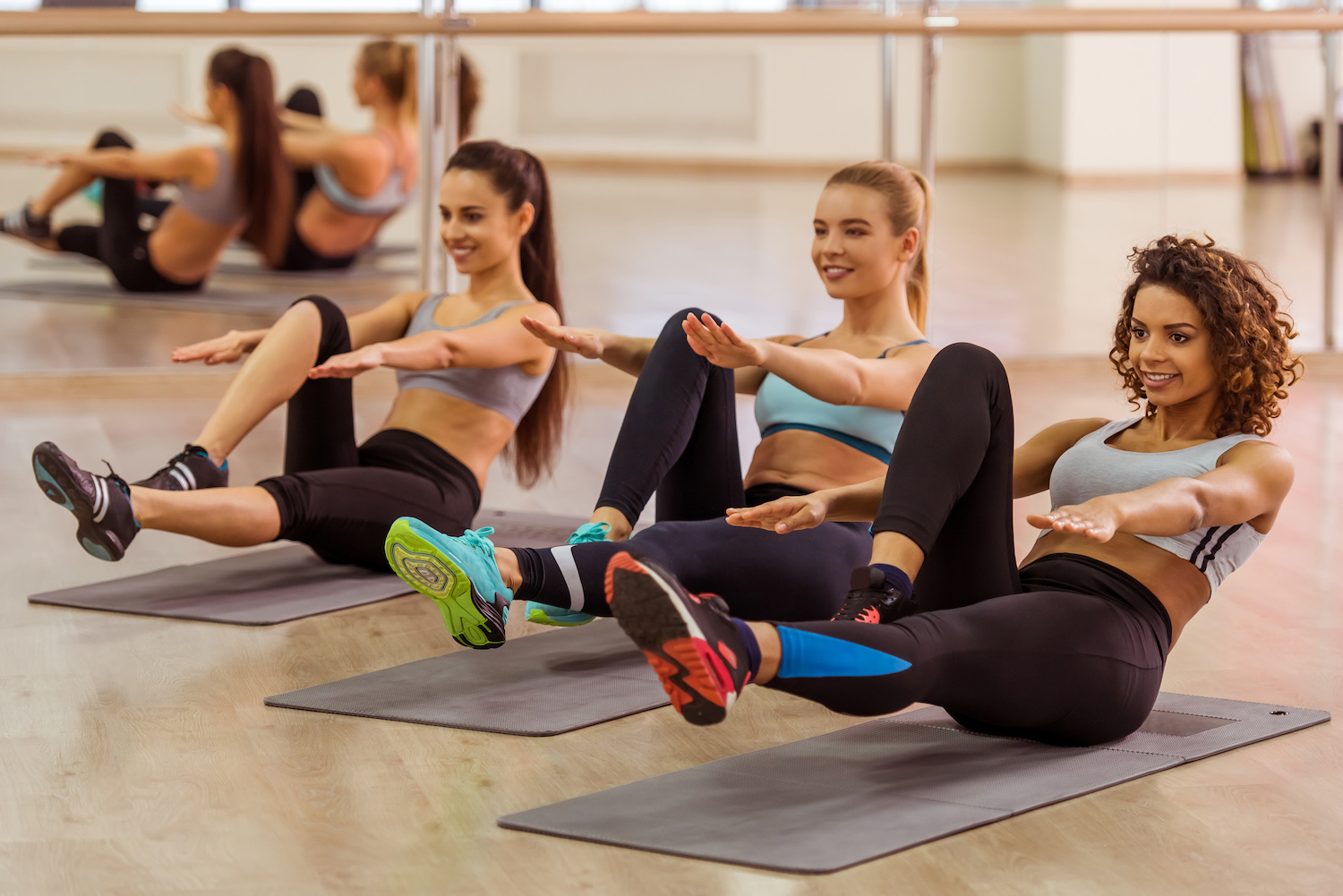 Cardio Sculpt Class at Infinity Fitness in Falmouth, MA