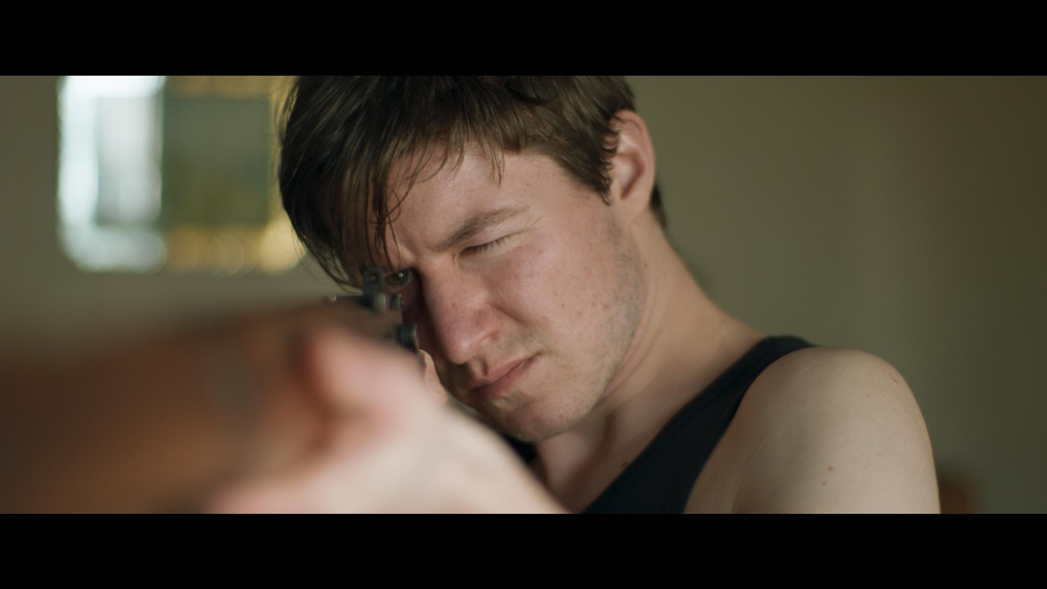Kieran Charnock is RICHEY in  No Shame  (2018)