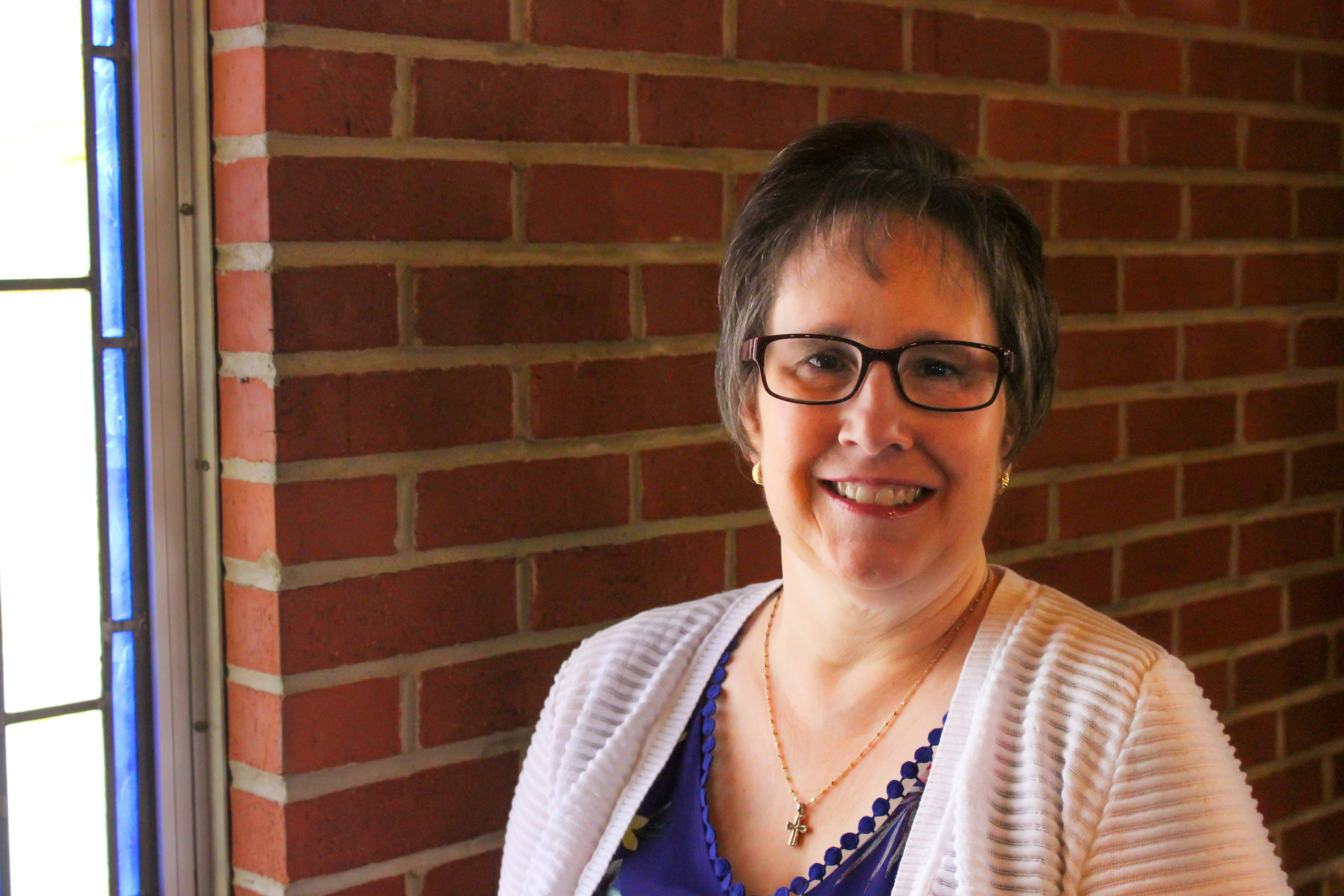 pAM dOW - OrganistPam has served as Organist at Matthews Memorial since November 2010. She currently also serves as a Guest Services Representative for Vanderbilt Medical Center at One Hundred Oaks. Read more...