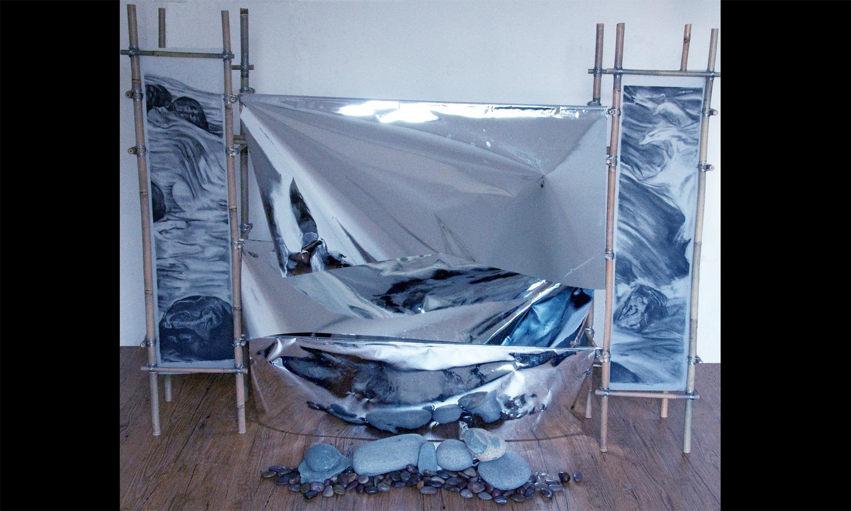 RIVER : a sound sculpture