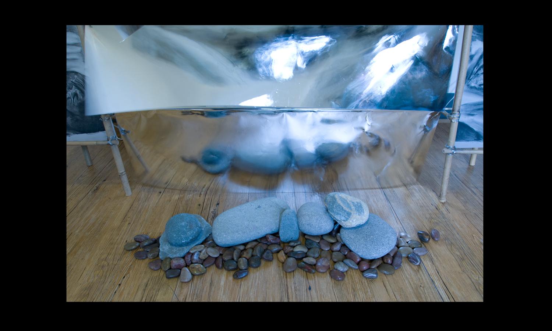 River: a sound sculpture (detail)