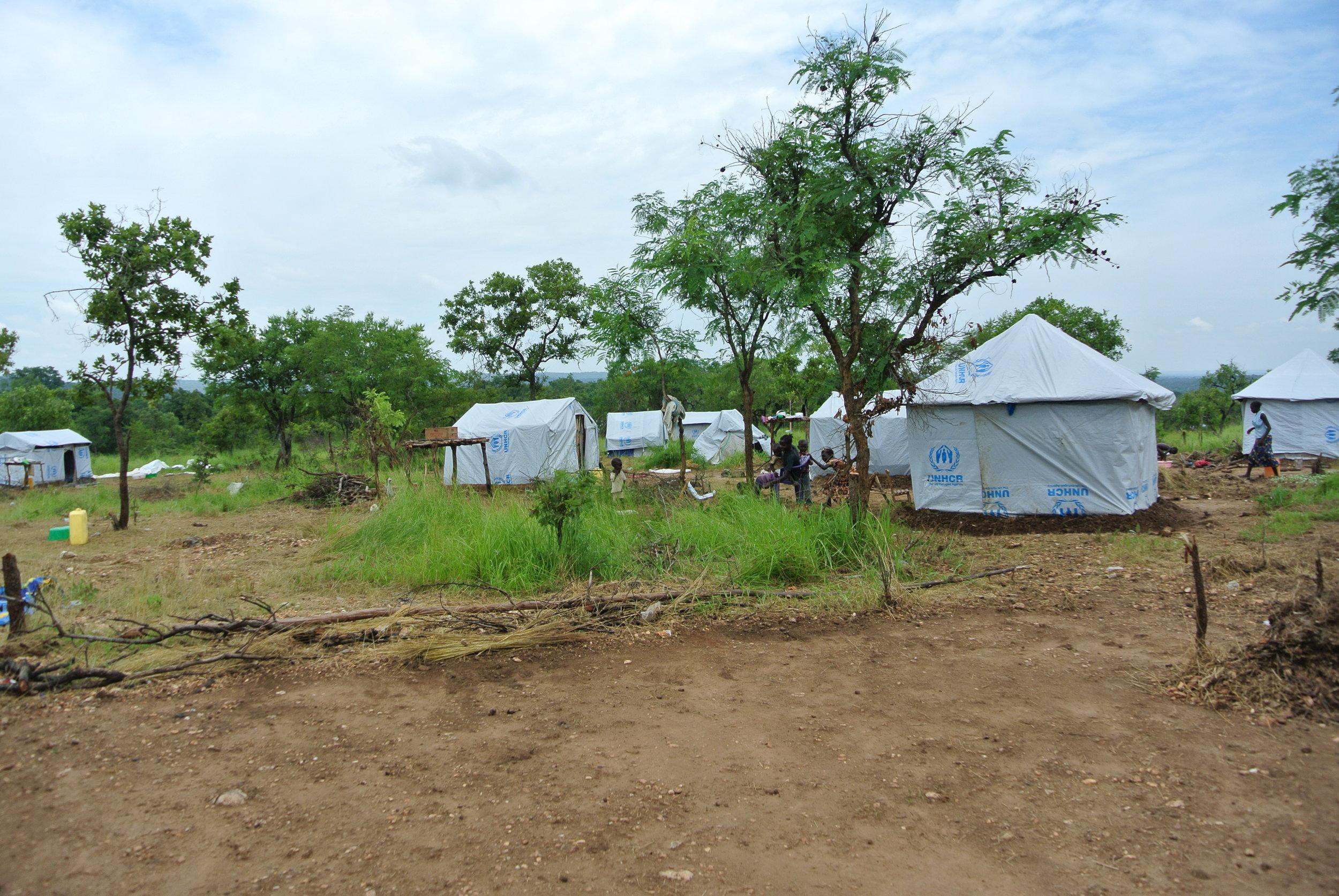 BidiBidi-Refugee-Camp