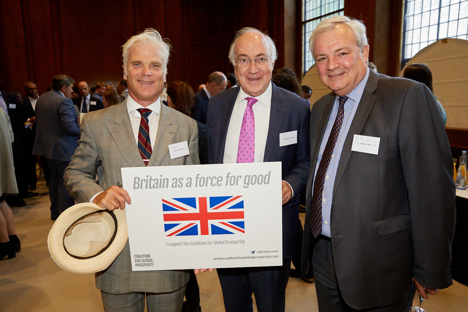 Sir Desmond Swayne, Lord Michael Howard, Sir Stephen Obrien.jpg