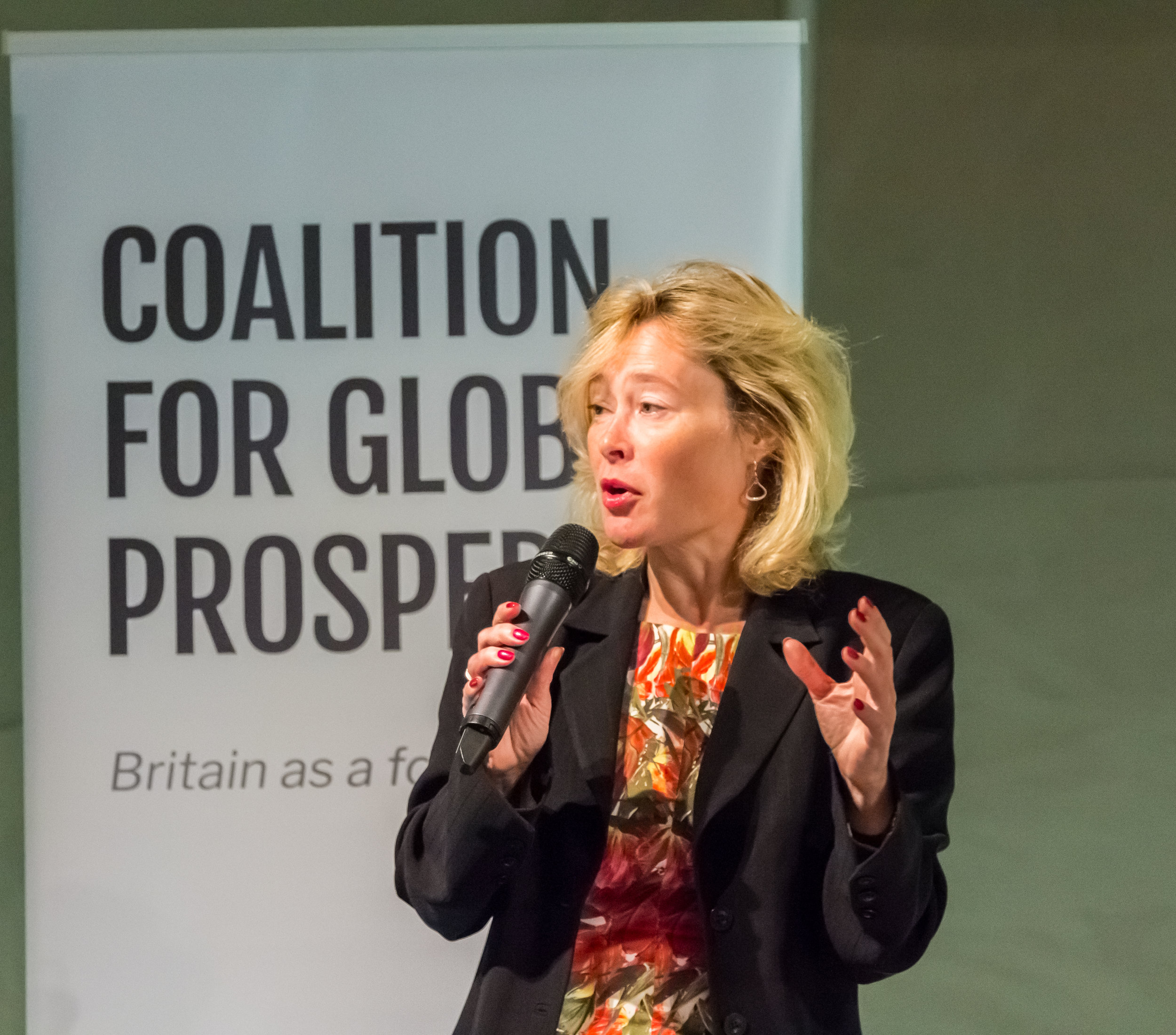 Baroness Julie Smith